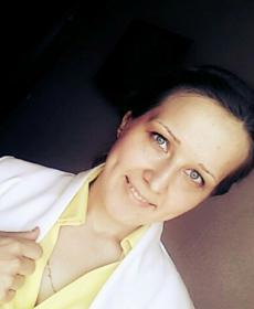 Неганова Валентина Владимировна